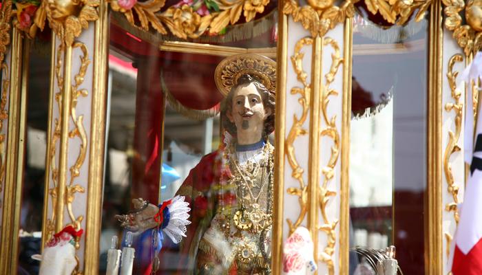 La Festa di sant'efisio